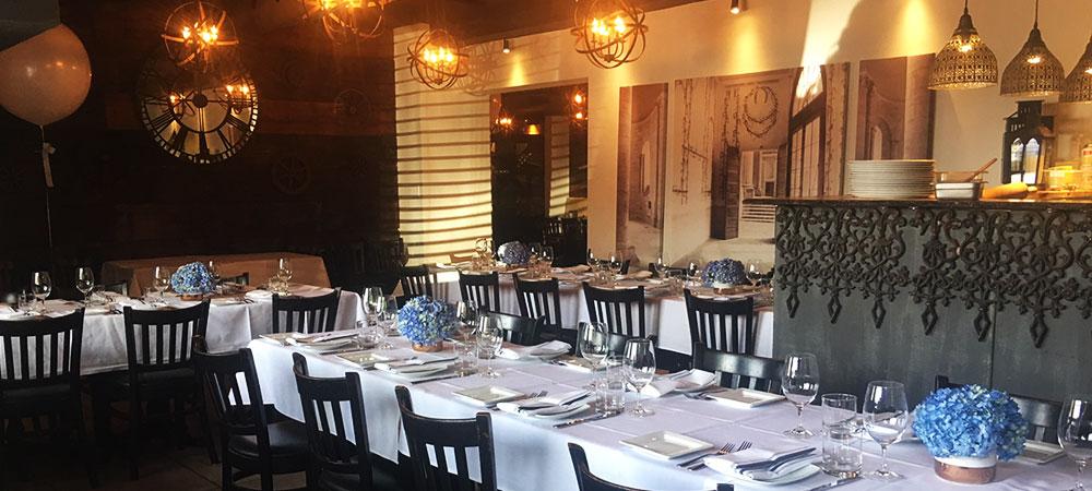 Banquet dinner menus and information Brick N Fire Restaurant Bradford